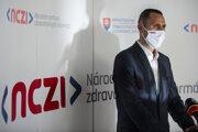 Generálny riaditeľ Národného centra zdravotníckych informácií  Peter Bielik.