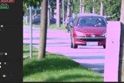 V obci Rastislavice prekročil opitý vodič najvyššiu povolenú rýchlosť hneď niekoľkonásobne.