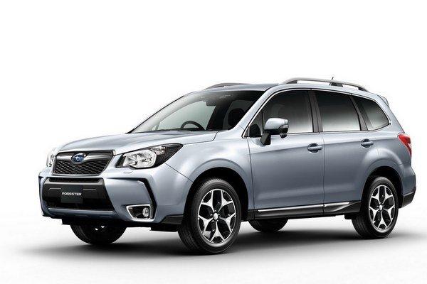 Subaru Forester má pôsobiť mohutnejšie, aby uvoľnil miesto pre Subaru XV.
