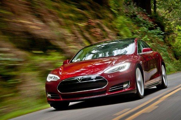 ilustračné/Tesla Model S