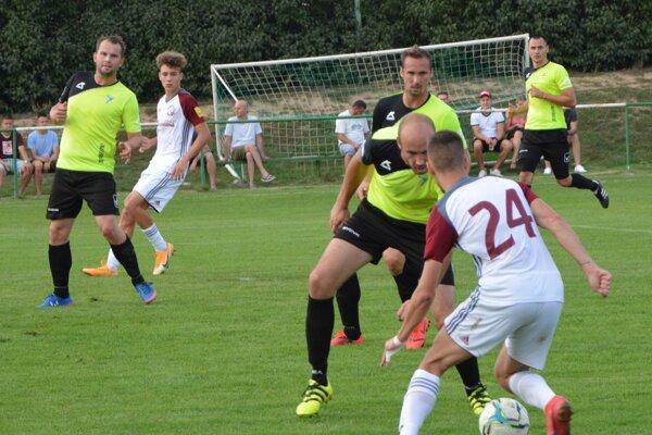 Jacovce po prehre v pohári nestačili v sobotu v dobrom zápase na Alekšince a prehrali 2:3.