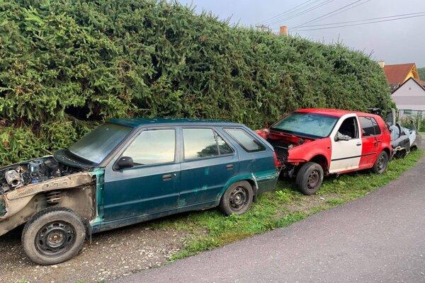 Nariadenie sa týka áut, ktoré sú odstavené na mestských pozemkoch.