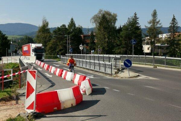 Dopravné obmedzenia na Starosaskej ulici