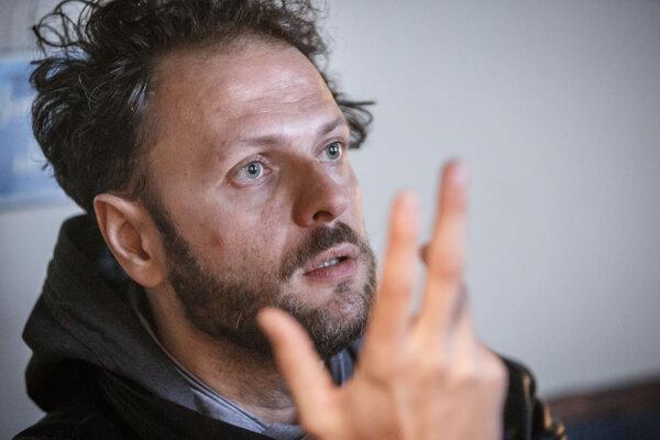 Publicista Michal Havran.