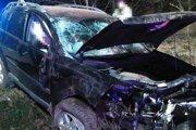 Pri dopravnej nehode medzi Čičarovcami a Veľkými Kapušanmi prišla o život spolujazdkyňa.