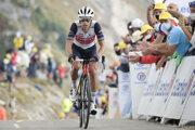 Richie Porte na Tour de France 2020.