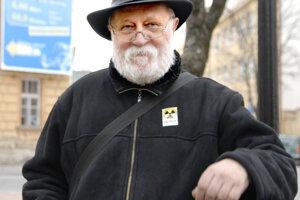 Po rokoch sa z aktivistu Ladislava Rovinského stal politik na plný úväzok.