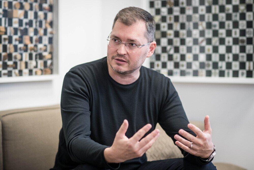 Generálny riaditeľ Poštovej banky Andrej Zaťko