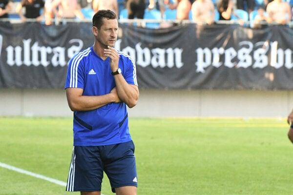Gergely Géri, bývalý tréner FC Nitra.