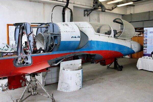 Legendárny L39 Albatros.