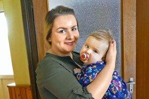 Lívia sa narodila s chorobou, ktorá sa u nás nelieči.