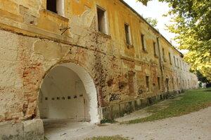 Kaštieľ v Seredi.