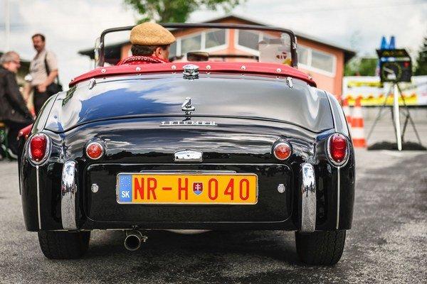 Hainburg býva pravidelne miestom súťaže jazdy do vrchu Braunsberg