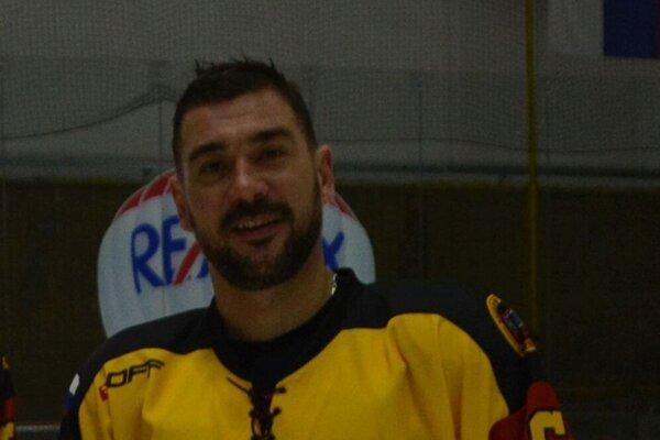 """Jozef """"Kilo"""" Kováčik v Topoľčanoch začínal a v Topoľčanoch ju ako hráč aj ukončil."""