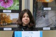 Najkrajšiu fotografiu vyfotila jedenásťročná školáčka.