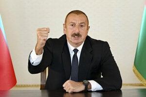 Azerbajdžanský prezident Ilham Alijev.