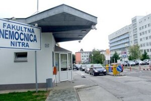 Prípad sa stal včera v nitrianskej nemocnici.