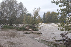 Rieka Hron.