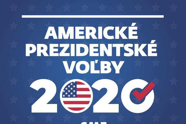 Americké prezidentské voľby 2020 sa konajú 3. novembra.