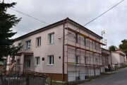 kultúrny dom v Budinej