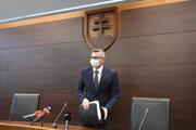 redseda Ústavného súdu Ivan Fiačan.