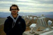 Marko Mesarč sa zúčastnil expedície v Čile, kde pozoroval úplné zatmenie Slnka.