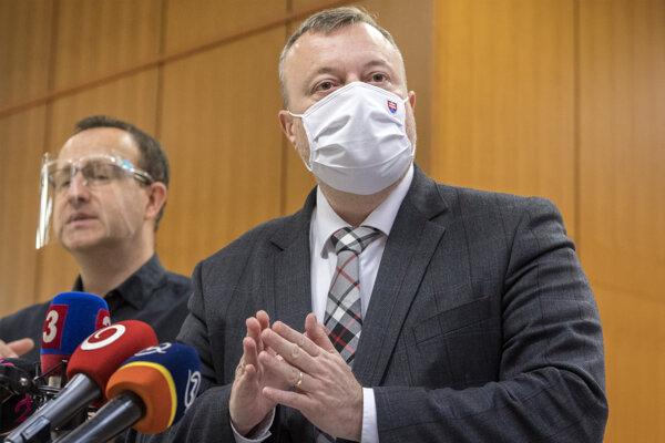 Minister práce, sociálnych vecí a rodiny Milan Krajniak.