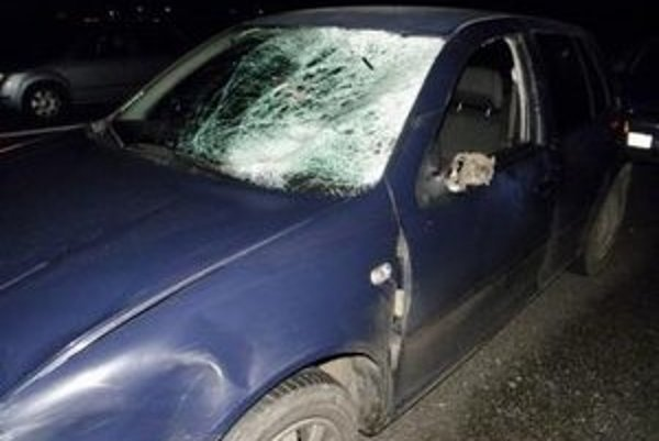 Dopravná nehoda, ku ktorej prišlo 16. decembra 2011 približne o 04.30 hod na úseku kilometra 12,100 diaľnice D1, si vyžiadala život 41-ročného chodca. Ten z doposiaľ nezistených dôvodov vošiel do jazdnej dráhy 19-ročného vodiča Volkswagenu Golf jazdiaceho