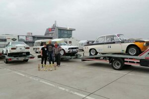 Traja jazdci MTB Racing Teamu po úspešnom víkende na Slovakia Ringu