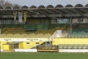 Futbalový štadión v Prievidzi