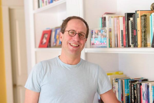 Americký novinár a spisovateľ Michael Finkel.
