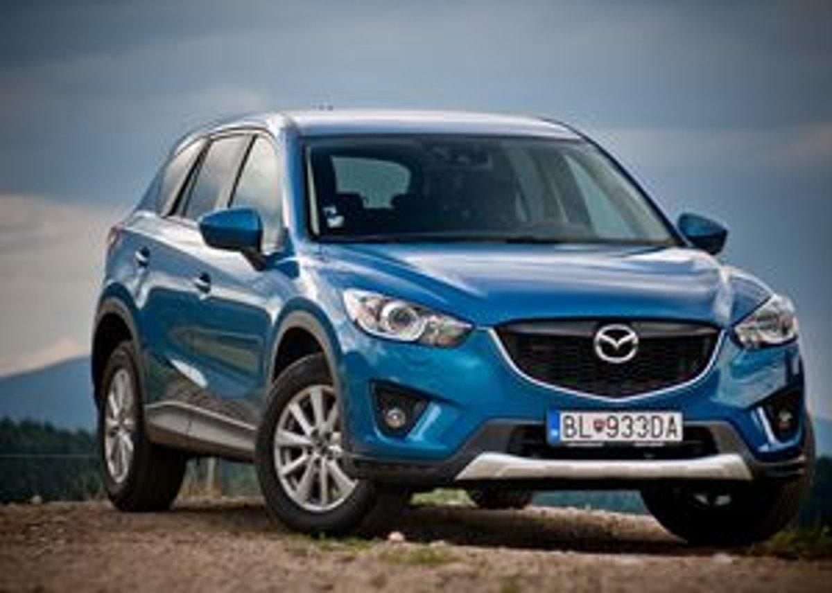 Mazda cx 5 sa v teste uk zala ako efekt vne auto efekt vne jazdou vn torn m priestorom a aerodynamikou zdroj autor