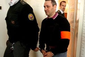 .Ukrajinský podnikateľ Sergej Kucherenko na súde v roku