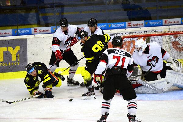 Derby ovládli hokejisti Banskej Bystrice