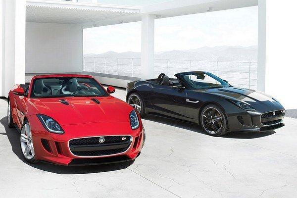 Nový F-Type pripraví automobilka aj ako kupé i vo verzii R.