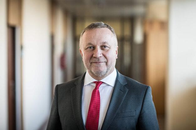Sudca Najvyššieho súdu Juraj Kliment.