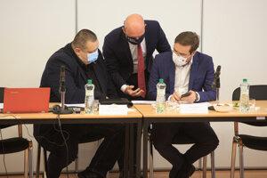 Rokovanie Pandemickej komisie.