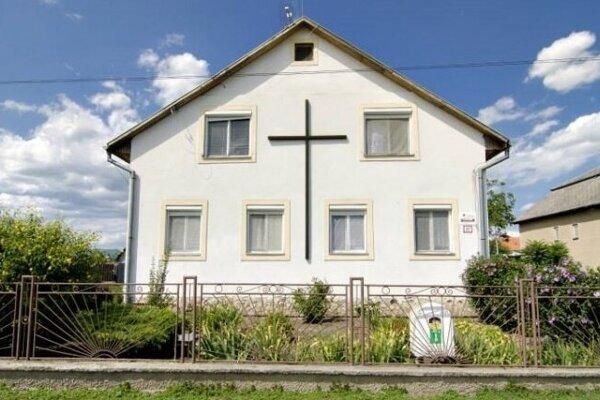 Charitný dom sv. Edity Steinovej vo Vojčiciach v okrese Trebišov.