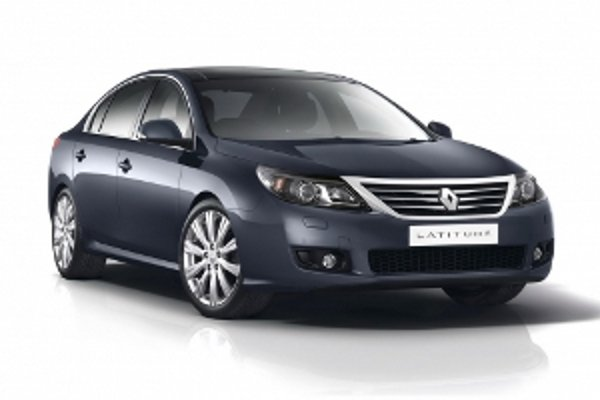 Súčasným vrcholom v ponuke značky Renault je sedan Latitude. Vznikol vďaka spolupráci s kórejským Samsungom.