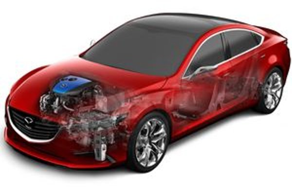 """Kto opravoval staré elektrónkové rádio, vypol ho z elektrickej siete a dostal """"šlehu"""" od kondenzátora iste vie, aké sú schopnosti tejto elektrotechnickej súčiastky. Mazda ju začne využívať v autách. Pri brzdení sa nabije a potom pošle elektrický prúd do z"""