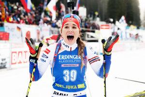 Paulína Fialková - Svetový pohár v biatlone 2020/2021 - Program a výsledky.