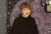 Americká speváčka Taylor Swift.