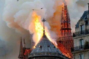 Horiaca katedrála.