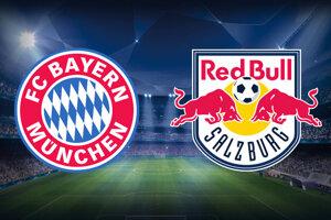 Futbal Bayern Mníchov - Red Bull Salzburg, Liga majstrov dnes, LIVE stream.