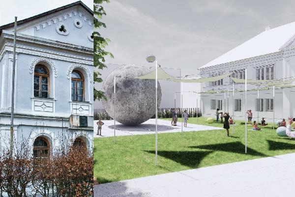 Historickú budovu a priľahlý areál čaká obrovská zmena.