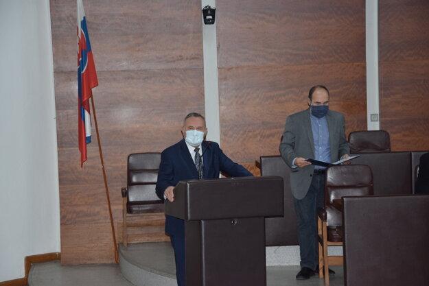 Primátor Ján Danko pri predstavení kandidatúry vyzdvihol históriu mesta a podotkol, že Martin potrebuje vzpruhu.