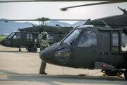 Minister obrany Jaroslav Naď už skôr načrtol, že s pomocou peňazí od USA by Slovensko mohlo dokúpiť vrtuľníky Black Hawk a dovybaviť tie, ktorá má.