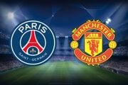 Sledujte futbal Paríž Saint Germain - Manchester United, Liga majstrov LIVE stream dnes.