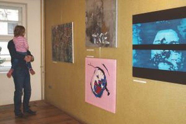 Výstava potrvá do polovice októbra.