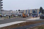Rekonštrukcia cesty na Zlatovskej